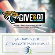 jaguars tailgate party