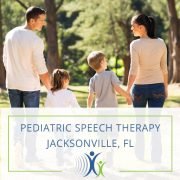 pediatric speech therapy jacksonville fl
