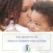 speech benefits for autism
