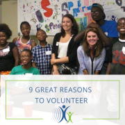 9 Great Reasons to Volunteer