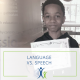 Language vs. Speech