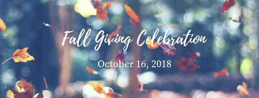 Fall Giving Celebration at JSHC