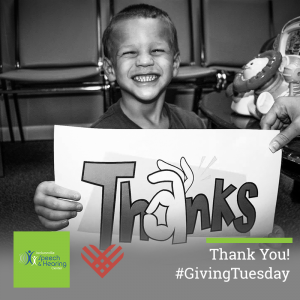 GivingTuesday Thank You!