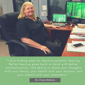Dr. Fenja Mattson