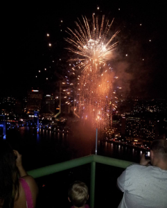 How Fireworks Affect Hearing