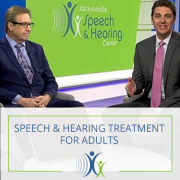 Speech & Hearing Treatment for Adults