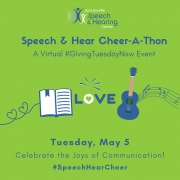 Speech & Hear Cheer-A-Thon