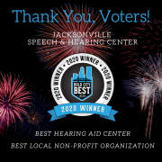 Jacksonville Speech & Hearing Center Bold City Best
