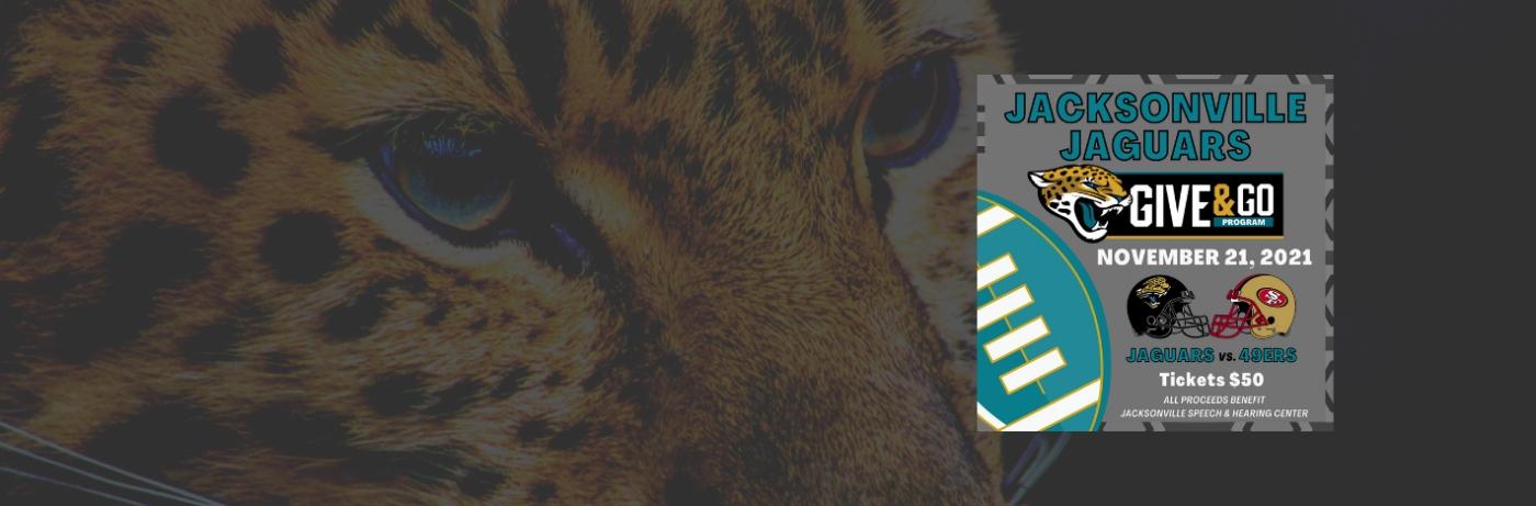 Jacksonville Jaguars Give & Go